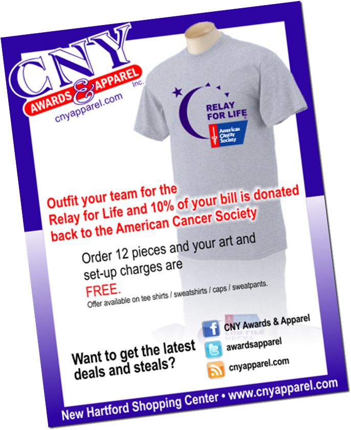 Relay for Life . .  Super Deal